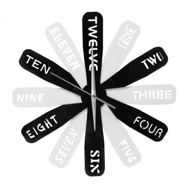 Sieninis laikrodis, Ø 38 cm