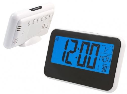 Skaitmeninis laikrodis, 12,5 x 5 cm