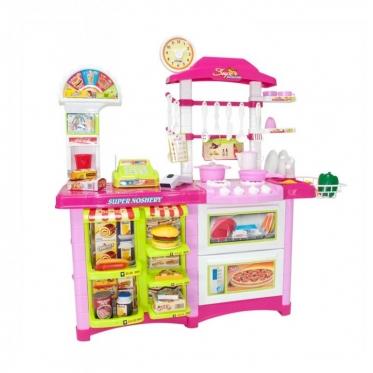 """Žaislų rinkinys """"Virtuvė ir prekystalis"""""""