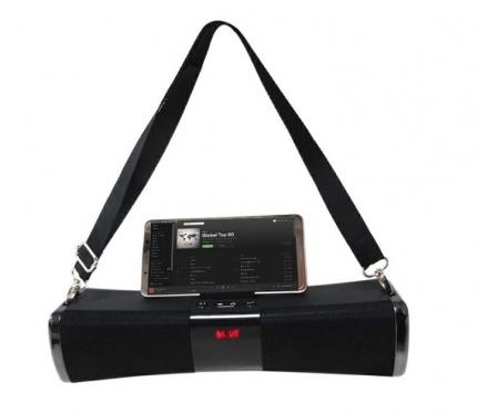 "Belaidis garsiakalbis ""Bluetooth FM"", 30,5 x 7 x 7 cm"