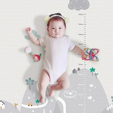 Vystymo kilimėlis kūdikiams, 200 x 180 x 1 cm