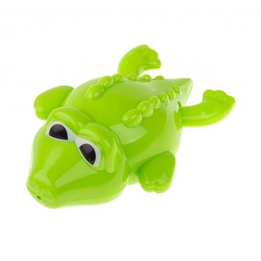 """Vonios žaislas vaikams """"Krokodilas"""", 12 x 7,5 cm"""