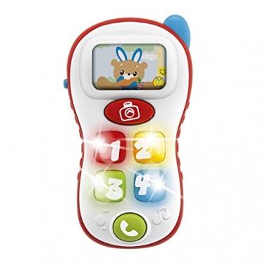 """""""Chicco"""" žaislas """"Asmenukių telefonas"""""""