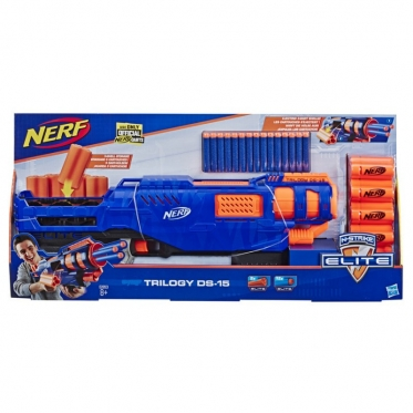 """Hasbro"" šautuvas ""Nerf Elite Trilogy DS-15"""
