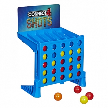 """Hasbro"" žaidimas ""Connect 4 Shots"""