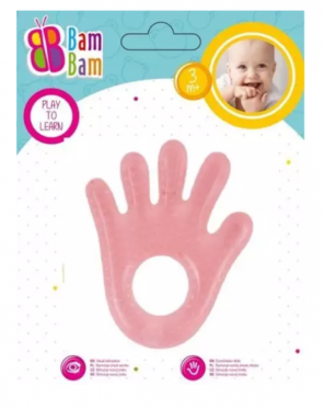 """Kramtukas kūdikiams """"Bam-Bam Ranka"""""""