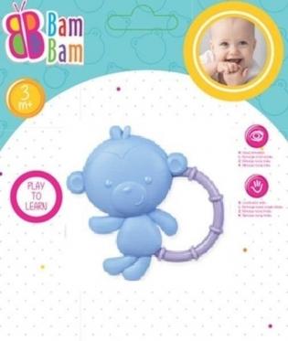 """Kramtukas kūdikiams """"Bam-Bam Beždžionė"""""""