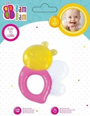 """Kramtukas kūdikiams """"Bam-Bam Bitutė"""""""