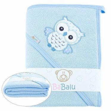 """""""Babalu"""" vaikiškas vonios rankšluostis, 100 x 100 cm"""