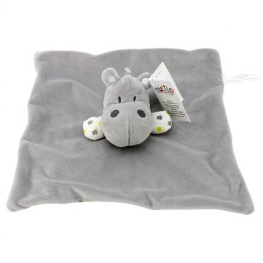 """Pliušinis žaisliukas """"Hipopotamas"""", 25 x 25 cm"""