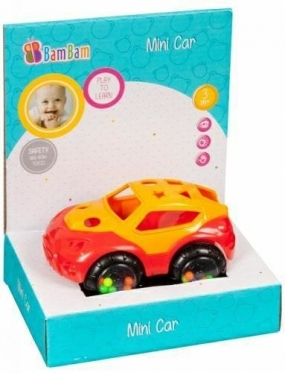 """""""BamBam"""" žaislas """"Maža mašinėlė"""""""