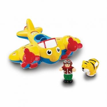 """Žaislų rinkinys """"Džiunglių lėktuvas"""""""