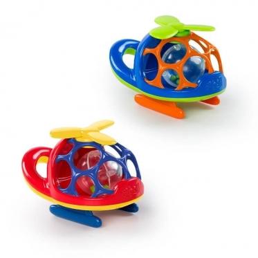 """Oball"" barškantis žaislas ""Sraigtasparnis"""