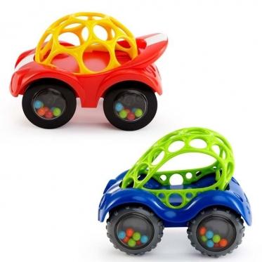 """""""Oball"""" barškantis žaislas """"Mašinėlė"""""""
