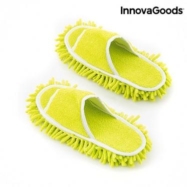 "Šlepetės - šluostės ""InnovaGoods"""