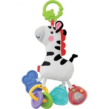 """""""Fisher Price"""" pakabinamas žaisliukas """"Zebras"""""""