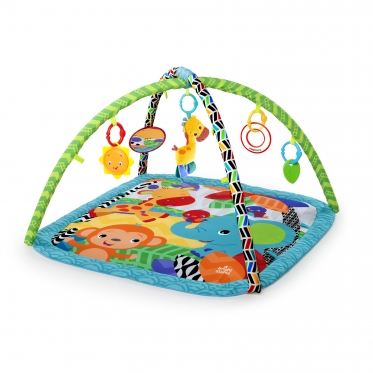 """Edukacinis kilimėlis kūdikiams """"Bright Starts"""", 76 x 76 x 46 cm"""