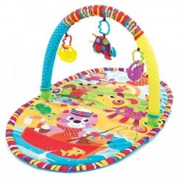 """Edukacinis kilimėlis kūdikiams """"Playgro Parkas"""", 80 х 47 х 57 cm"""