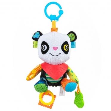 """Pakabinamas pliušinis žaislas """"Dumel Panda"""", 30 cm"""