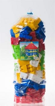 Statybinių blokų rinkinys, 192 vnt