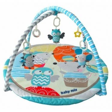 """Edukacinis kilimėlis kūdikiams """"Baby Mix Oro Balionas"""", 88 cm"""