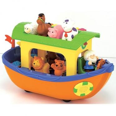 """Žaislų rinkinys """"Nojaus arka"""""""