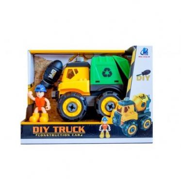 """Žaislas """"Šiukšliavežis"""", 25 x 13,5 x 18,5 cm"""