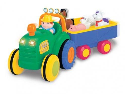 """Žaislas """"Traktorius"""""""