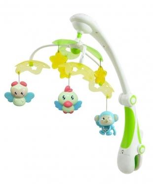 """Žaislų karuselė kūdikiams su projektoriumi """"Baby Mix"""""""