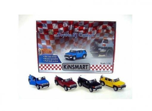 """Mašinėle """"Toyota FJ Cruiser"""""""