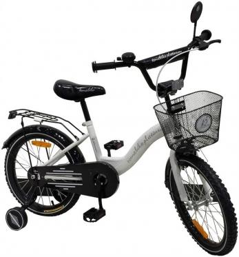 """Vaikiškas dviratis """"TomaBike"""" 20 colių, pilkas"""