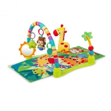 """Edukacinis kilimėlis kūdikiams """"Bright Starts"""", 61 x 12 x 54 cm"""