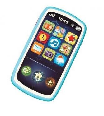 """Vaikiškas žaislas """"Išmanusis telefonas"""", 14 x 8 cm"""