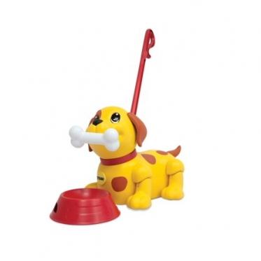 """Interaktyvus žaislas """"Šuo Tomy su pavadėliu"""""""