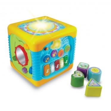 """Edukacinis žaislas """"Kubas"""", 19 x 19 x 19 cm"""