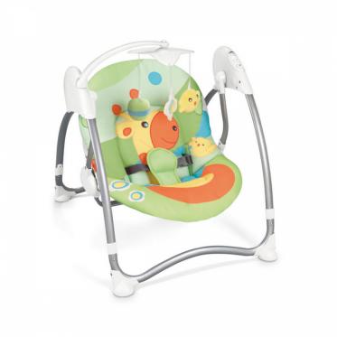 """Kėdutė-supynės vaikams """"Nannarock"""", 54 x 70 x 65 cm"""