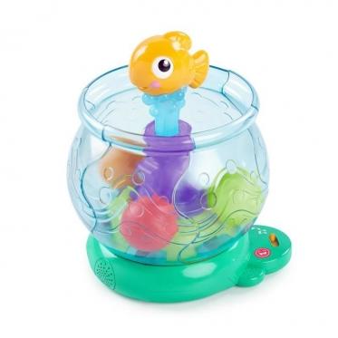 "Žaislinis akvariumas ""Bright Starts Ball Shaker"", 20,5 x 20 x 25 cm"