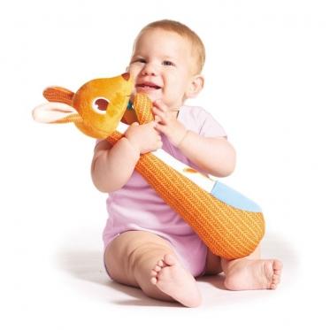 """Žaislinė pliušinė kengūra """"Tiny Love"""", 30 x 10 x 36 cm"""