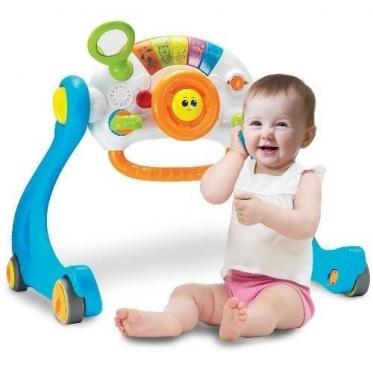 """Interaktyvi vaikiška vaikštynė """"Smily Play"""", 53 x 47 x 14 cm"""