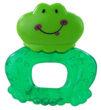 """Kramtukas kūdikiams """"Varlytė"""", žalias"""