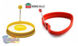 """Silikonine """"King Hoff"""" kepimo formele (galimi modelių ir spalvų pasirinkimai)"""