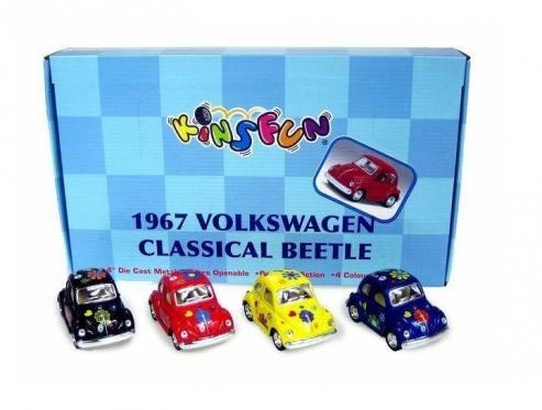 "Mašinėle ""Volkswagen Beetle"""