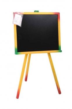 Edukacinė piešimo lenta, 98 x 6 x 65 cm