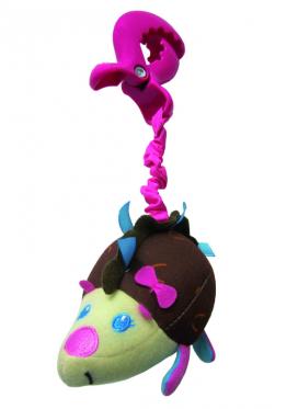 """Pakabinamas pliušinis žaislas """"Tiny Love Ežiukas"""", 18 x 13 x 8 cm"""