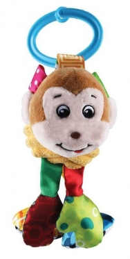 """Pakabinamas pliušinis žaislas """"Dumel Beždžionė"""""""