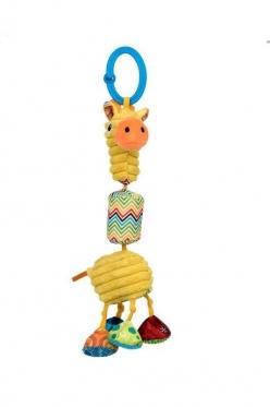 """Pakabinamas pliušinis žaislas """"Dumel Žirafa"""""""