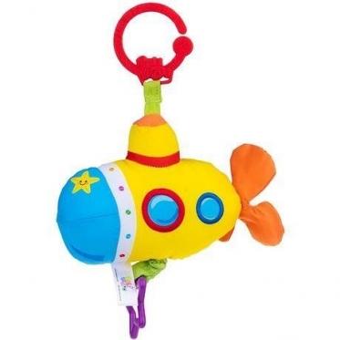 """Pakabinamas pliušinis žaislas - kramtukas """"Dumel Submarinas"""""""