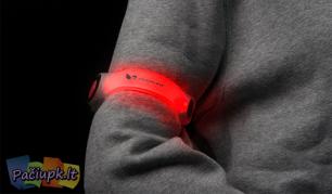 Ryškiai šviečiantis LED atšvaitas