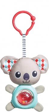 """Pakabinamas pliušinis žaislas """"Tiny Love Koala"""", 4,5 x 16,5 x 36 cm"""