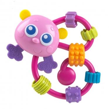 """Barškutis - kramtukas kūdikiams """"Playgro Pelytė"""""""